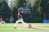 Pitcher Josh Horowitz '17