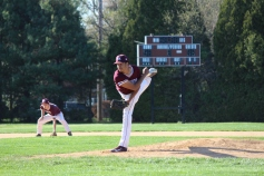 Pitcher Josh Horowitz '17